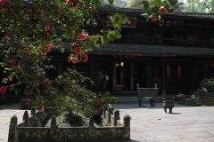 Flores no mosteiro