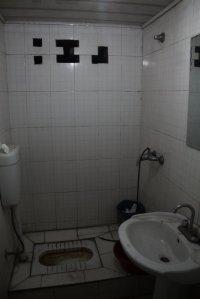 WC da espelunca